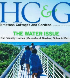 Hamptons Cottages & Gardens August 2007