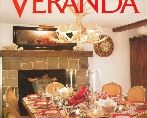 Veranda September – October 2003