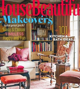 House Beautiful February 2013